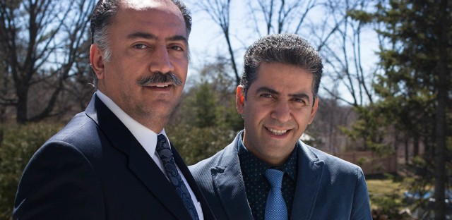 Brothers (and doctors) Arash and Kamiar Alaei run the Global Institute for Health and Human Rights at the University of Albany, State University of New York.