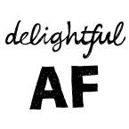Nerdette Delightful AF Newsletter Nerdsletter