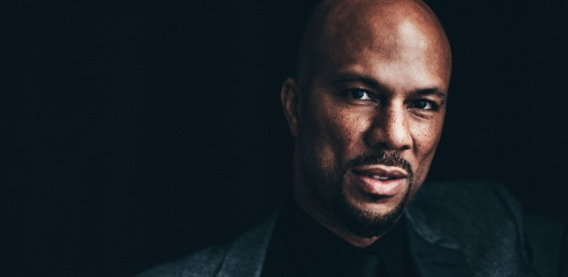 Grammy-award winning rapper Common.