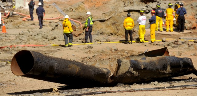 On Point with Tom Ashbrook : Aging Gas Pipelines: The Dangers Of Outdated Infrastructure Around The U.S. Image