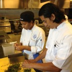 Washburne Culinary students pair up with some of Chicago's top chefs
