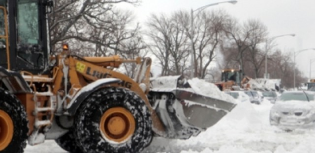 Listener relives the 2011 blizzard