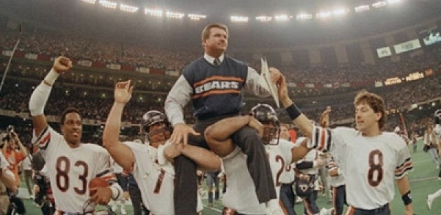 The 1985 Bears: Celebrating 25 years
