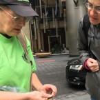 Chicago Bird Collision Monitors volunteers