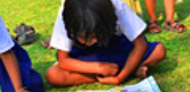 Global Activism: Keeping kids in school in India