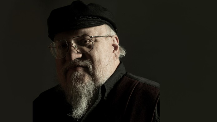 George R.R. Martin Still Hangs Out In Westeros
