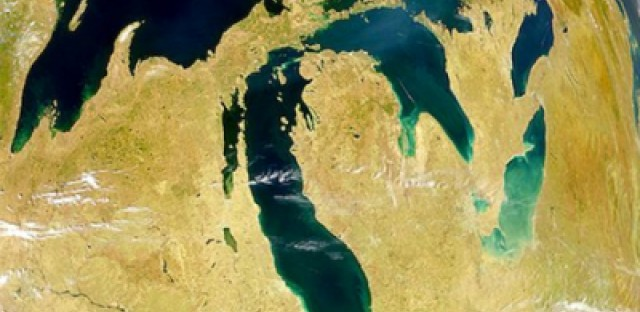 Report claims Great Lakes states acting slowly on water law