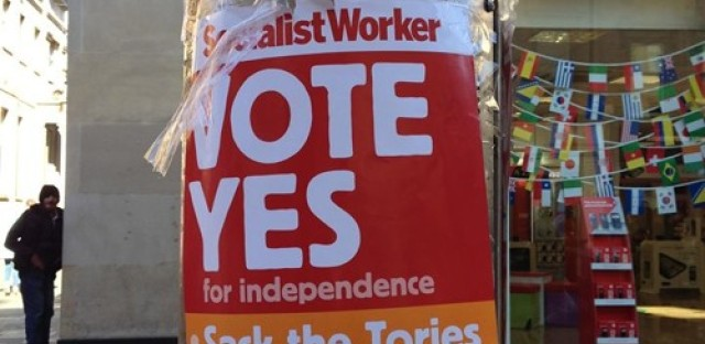 Scots get ready for independence referendum next week