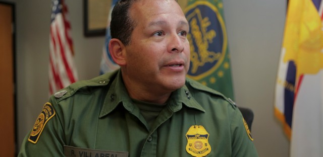 """We want a better barrier. One that is hard to scale, hard to penetrate and hard to tunnel under,"" says Roy Villareal, chief of the San Diego Border Patrol sector."