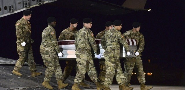 Killing Of 4 Soldiers In Niger Raises Questions About U.S. Mission In West Africa