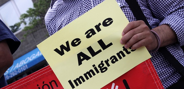 America: A nation addicted to immigration