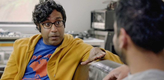 "Hari Kondabolu is the writer and star of the new documentary ""The Problem With Apu."""