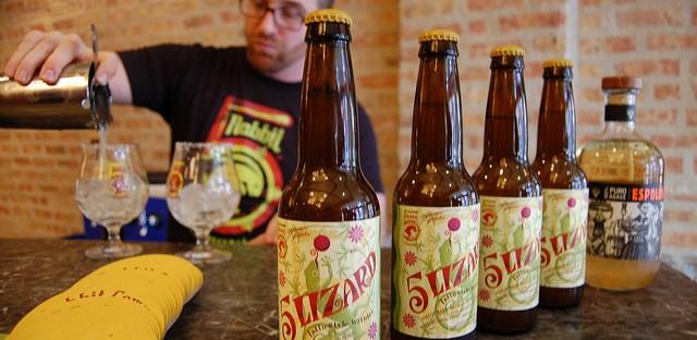5 Rabbit beer