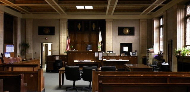 What will cameras do to Illinois' courts?