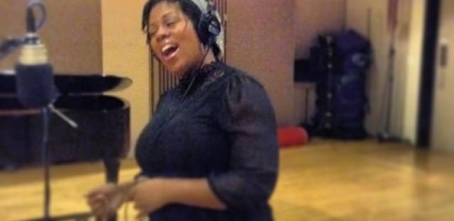 Chicago mezzo-soprano Karen Marie Richardson gives us a taste of Duke Ellington
