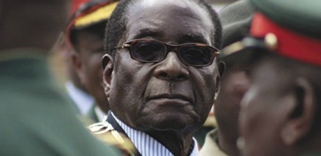 Mugabe's speech mix-up, investors and climate change,  and the music of Maarja Nuut