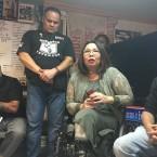 Sen. Tammy Duckworth in Tijuana with deported veterans