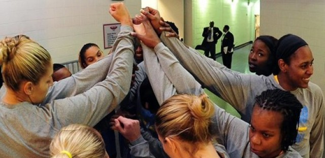 Chicago Sky head to the Eastern Conference Finals