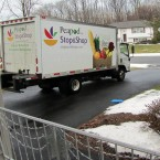 Grocery delivery business affected by the cold