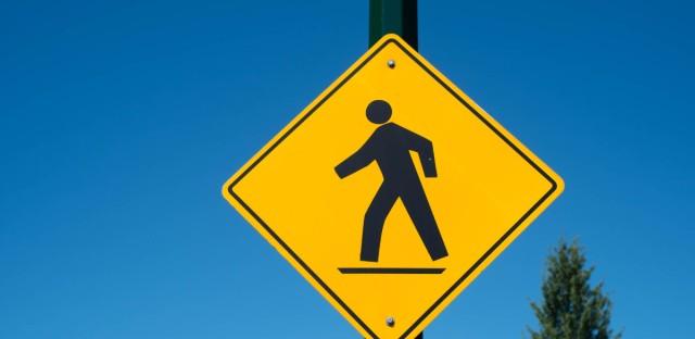 pedestrian xing
