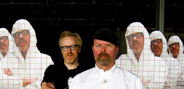 Behind the scenes of MythBusters