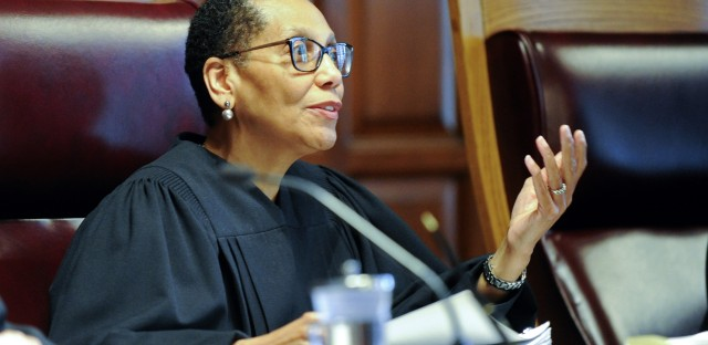 Associate Judge Sheila Abdus-Salaam of the New York State Court of Appeals. Abdus-Salaam was found dead Wednesday at the age of 65.
