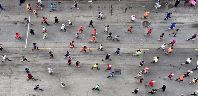 The 2012 Chicago Marathon in photos