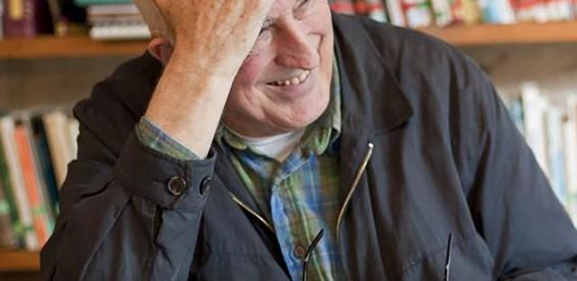 On Being : [Unedited] Jean Vanier with Krista Tippett Image