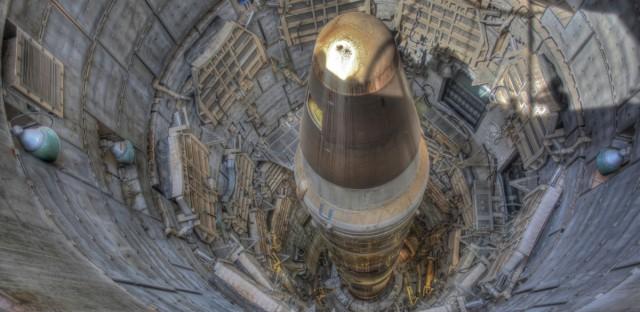 Titan Nuclear Missle Silo