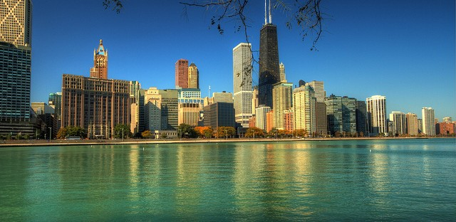 Is Chicago a second-rate city?