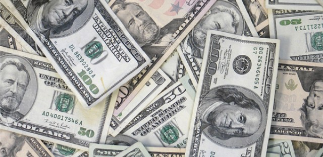 the giant pool of money