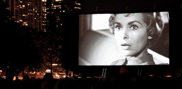 'Psycho' at the 2009 Chicago Outdoor Film Festival .