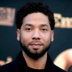 """In this May 20, 2016 file photo, actor and singer Jussie Smollett attends the """"Empire"""" FYC Event in Los Angeles."""