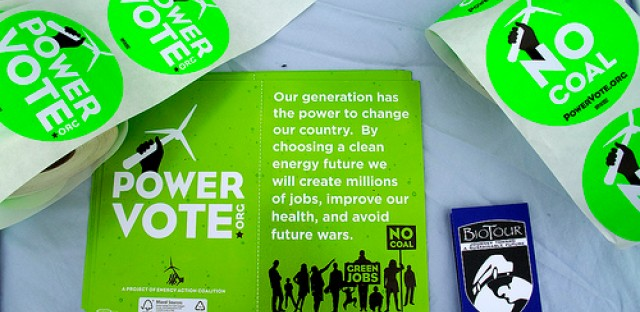 'Power Vote' campaign wants to energize young voters