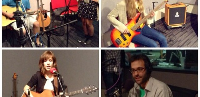 Student musicians duke it out in a battle of the bands