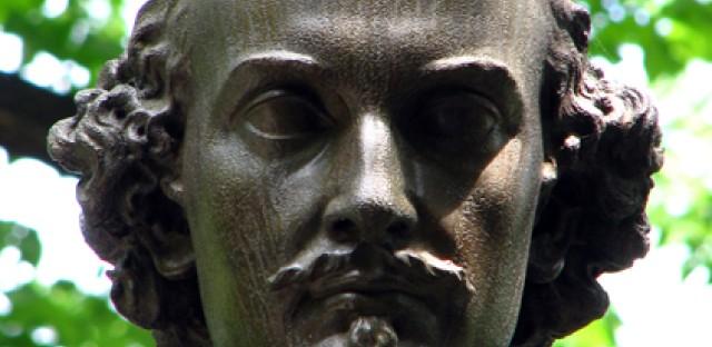 Shakespeare haunts us still.