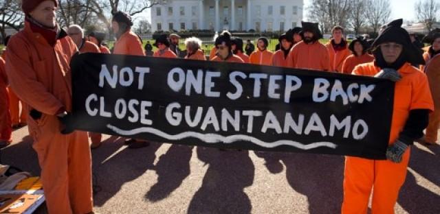 Guantanamo Prison Anniversary