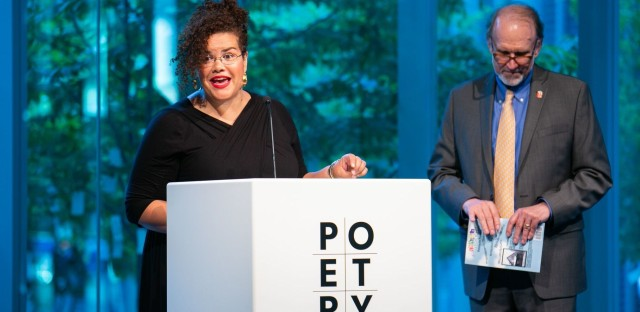 "The Poetry Foundation's Ydalmi Noriega says poetry is more than just ""dead men walking by a pond in the 19th century."""