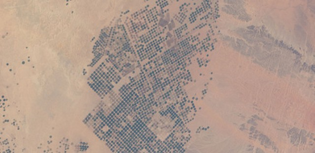 NASA data reveals global water crisis