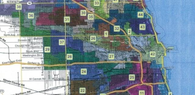 Amid parliamentary maneuvering, Chicago aldermen approve new ward map
