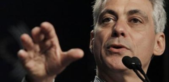 Emanuel budget hearing tightly controlled, until it wasn't