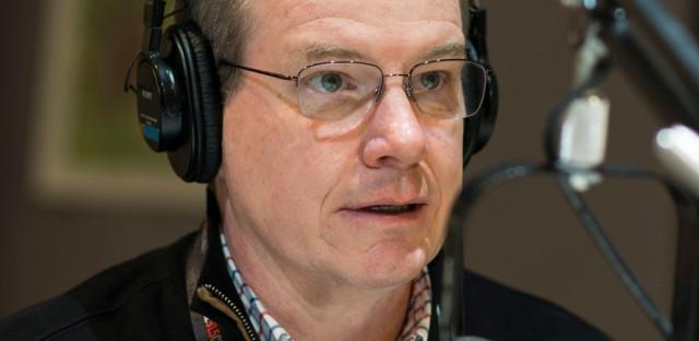 WBEZ state politics reporter Dave McKinney
