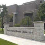 NEIU establishing shot