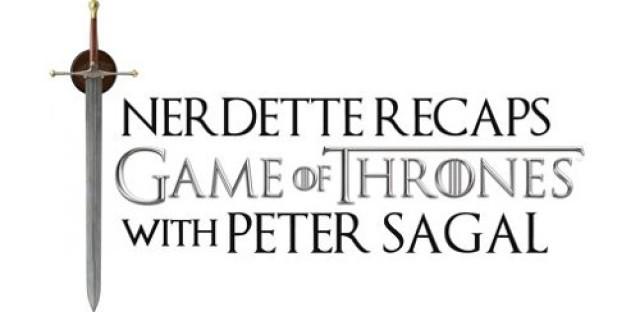 Prologue: Game of Thrones recaps w/ Peter Sagal
