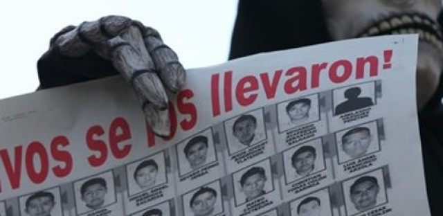 Demonstrators protest crime and corruption across Mexico