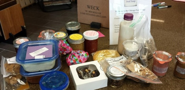 Chicago Food Swap lets foodies diversify their diet