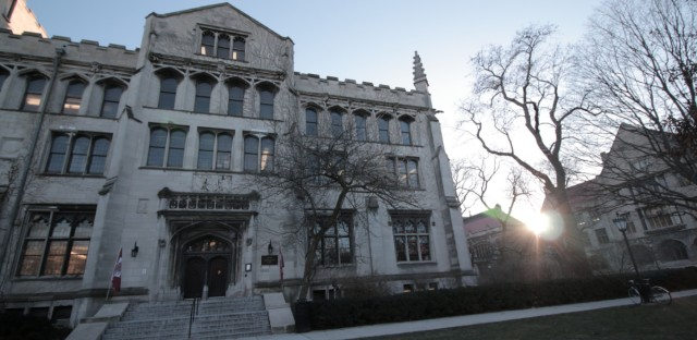 A partnership between the University of Chicago (pictured), the University of Illinois, and the state's two national laboratories will create one of the world's largest teams working in the field of quantum technology.