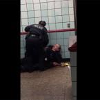 CTA Grand Avenue Station Police Shooting