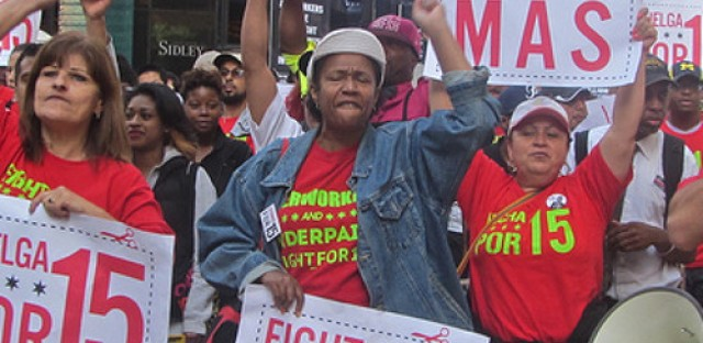 Could Chicago see a $15 minimum wage?
