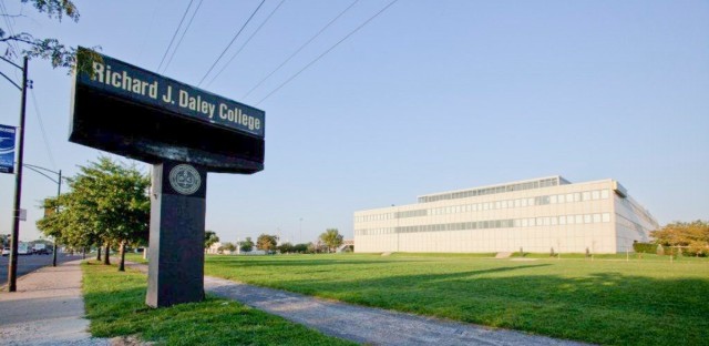 The Richard J. Daley College is part of the City Colleges of Chicago network.